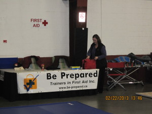 Accident Simulation, Red Cross, WorkSafeBC, Instructor Programs